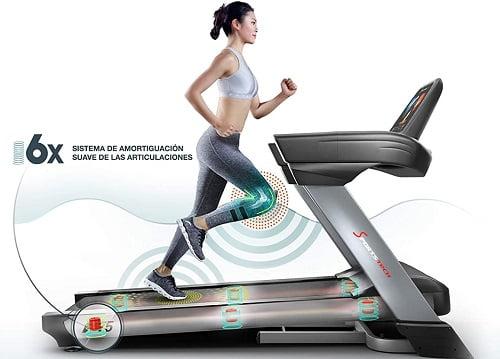 maquina de correr fitness Sportstech F75